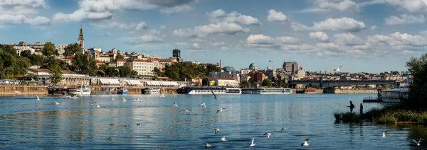 Usce-Old-Belgrade-Sava-River-Branco's-Bridge