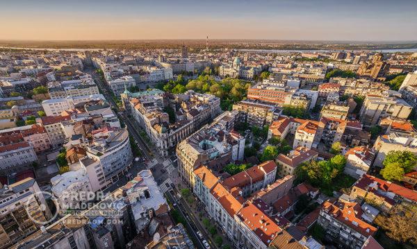 Old-Belgrade-King's-Milan-street