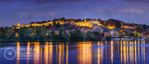 Old-Belgrade-Sava-River-Kalemegdan-by-night-001